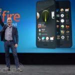 米アマゾン 新製品発表イベント速報。Fire Phone 発表